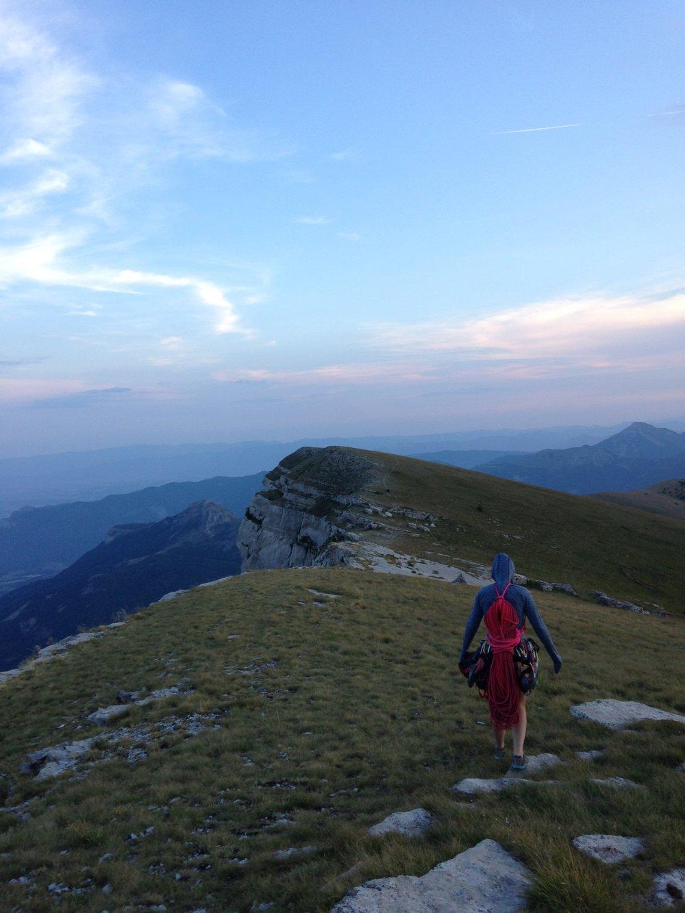 Evening Crag Top.JPG