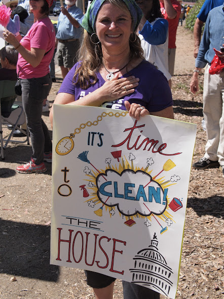 Cleaning House Rally - Vista - May 23, 2017