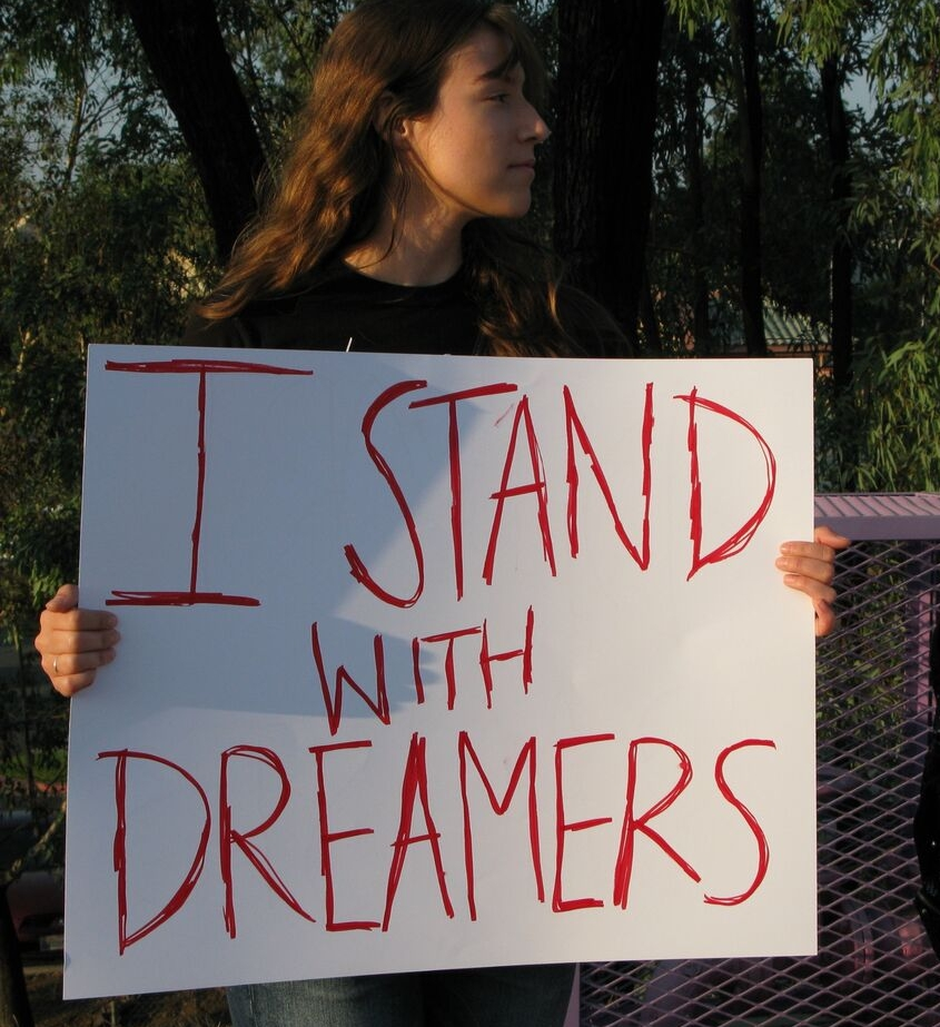 DACA Rally - Escondido - September 5, 2017