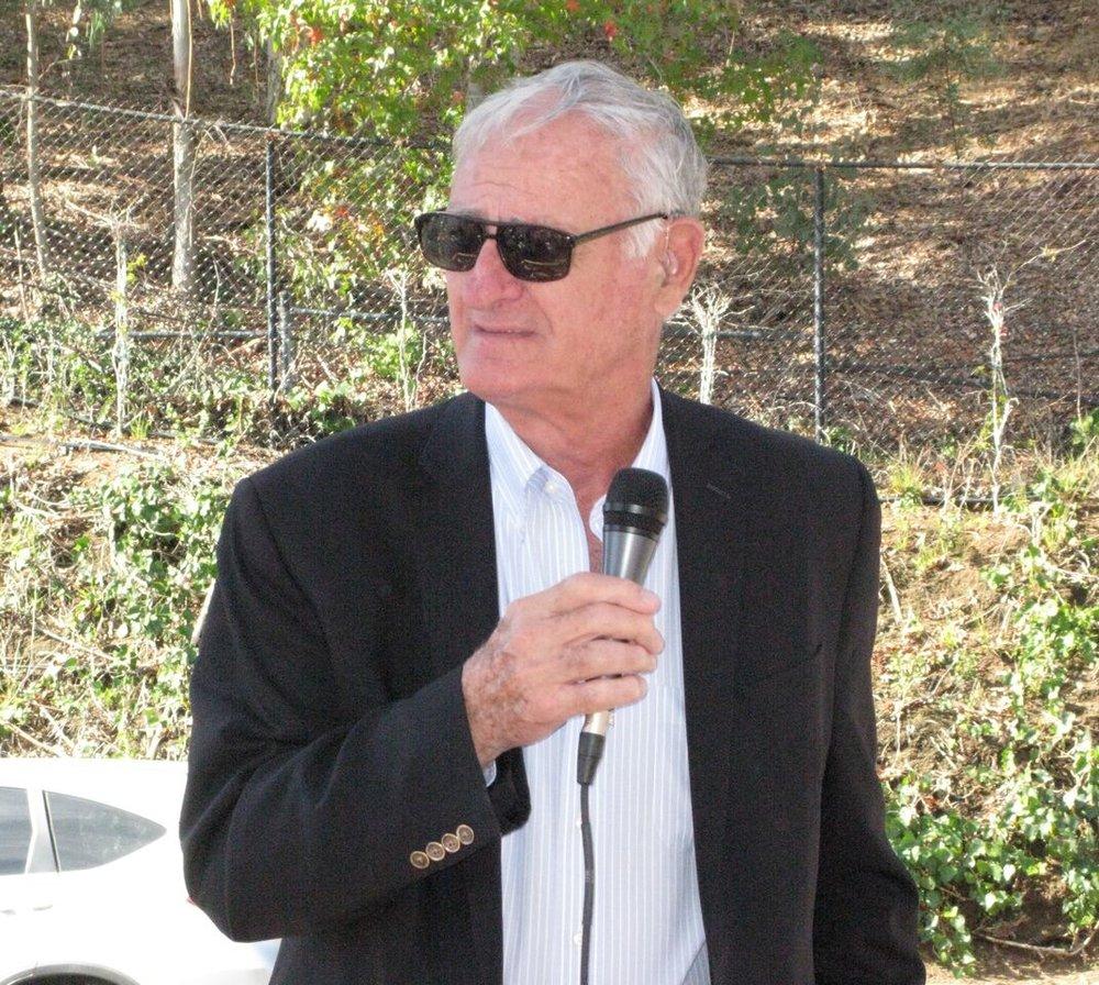 Honoring Veterans & More Rally - Vista - November 14, 2017
