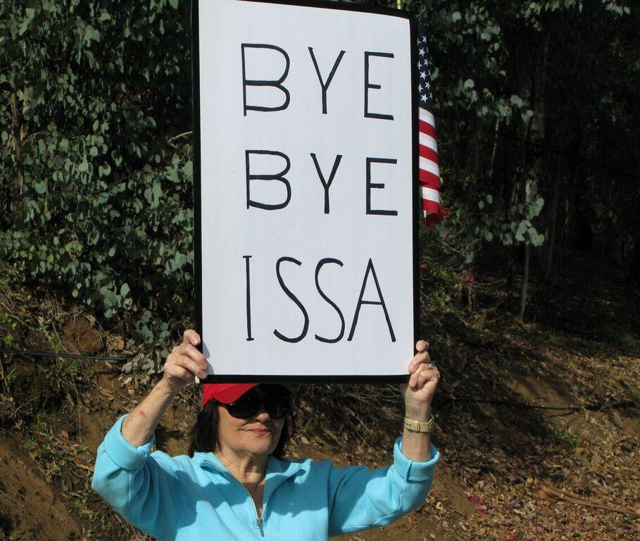 Congress, Do Your Job! Rally - Vista - November 28, 2017