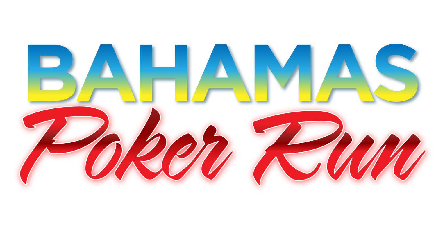Bahamas Poker Run