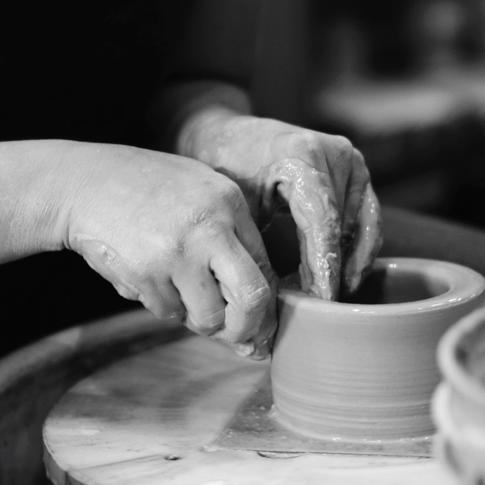 Starting in January: Second Saturday Clay Curious