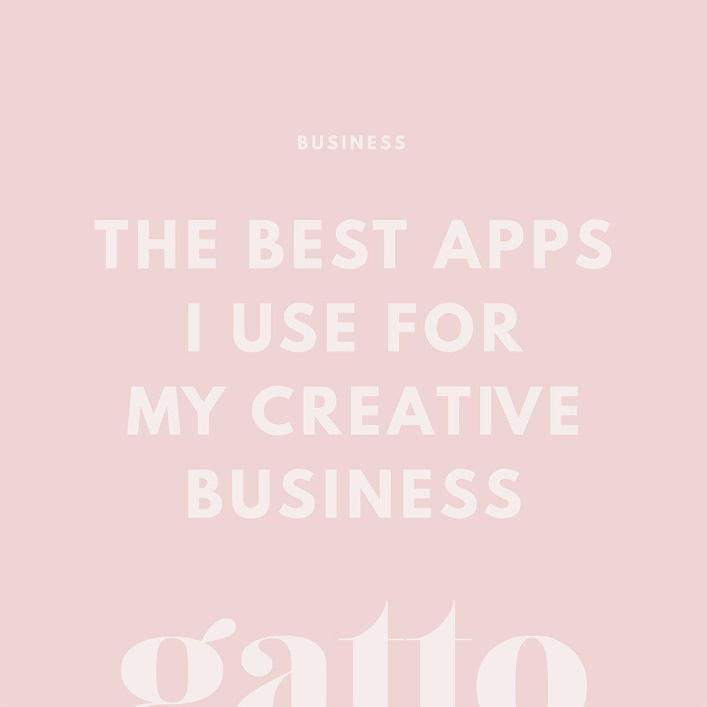 Best Apps for Creative Business | Branding & Website Design | Small Biz