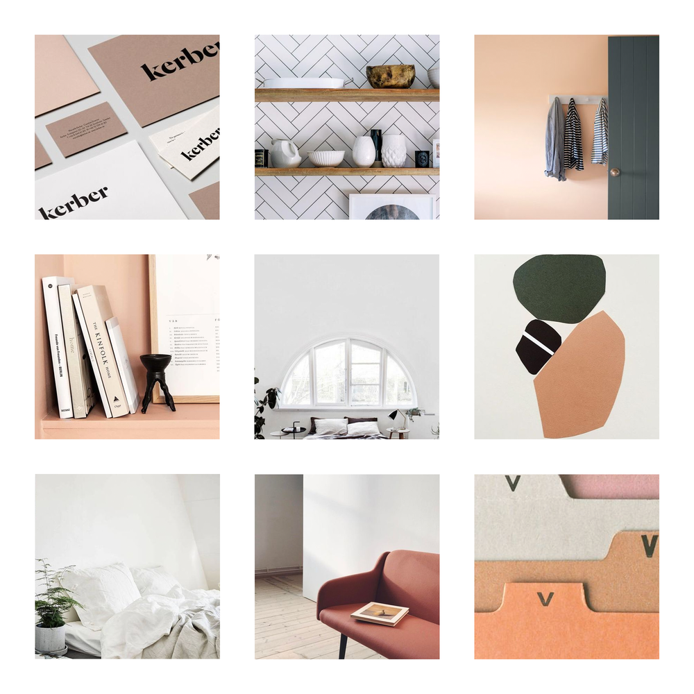 Ropes of Holland Branding Mood Board | Gatto Branding & Website Design