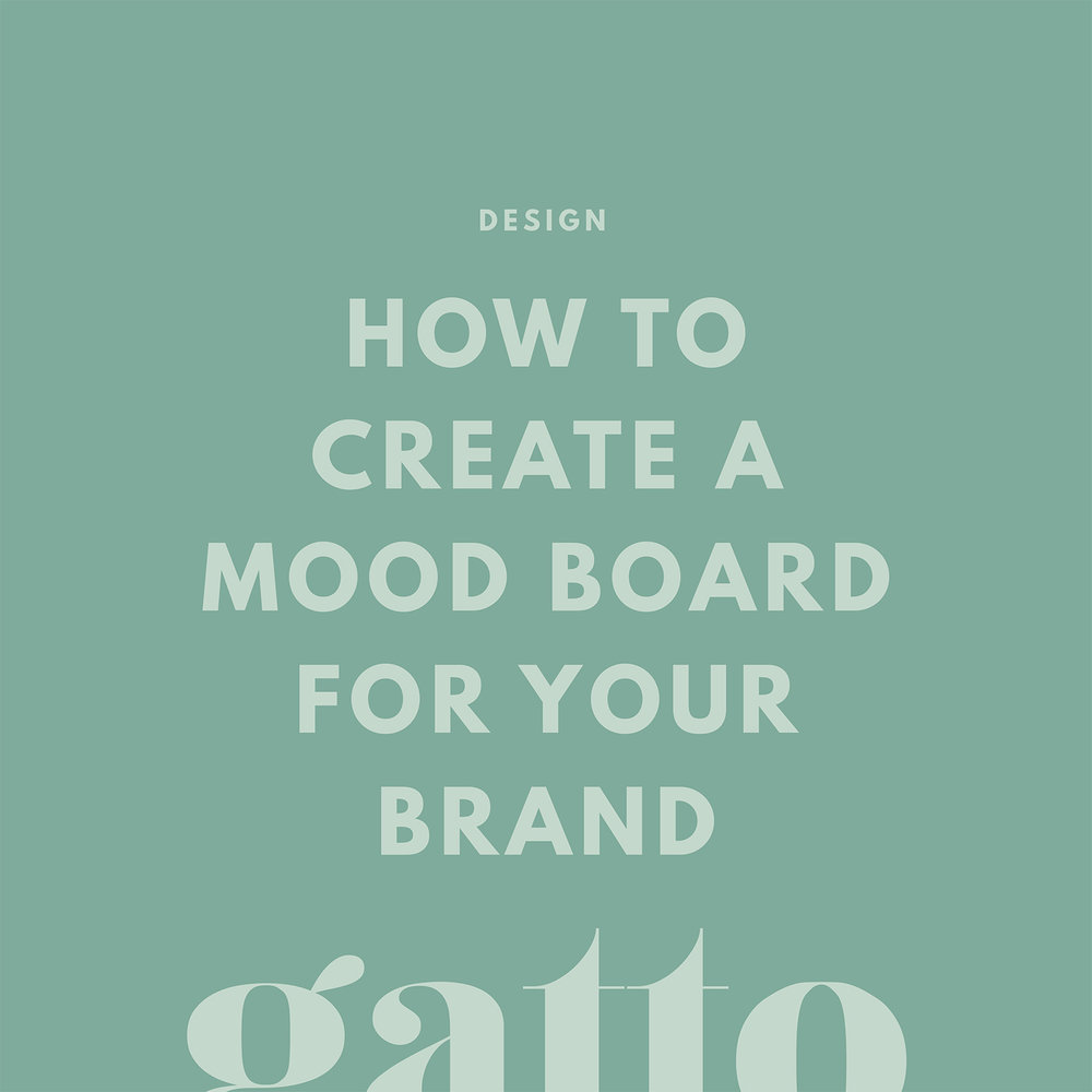 Create Mood Board | Free Moodboard Template PSD | Branding Advice for Creative Business
