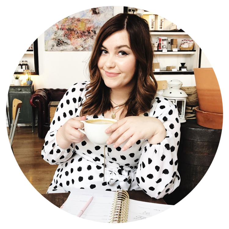 """""""Cat was so helpful and really helped me to understand how to capture the personality of my business in my branding."""" - - Julia Day, Easy as VAT"""