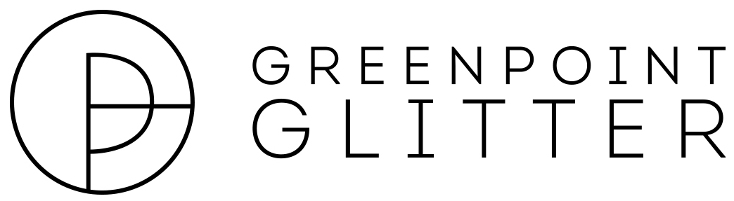 Greenpoint Glitter's Company logo