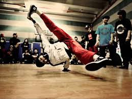 breakdance ...