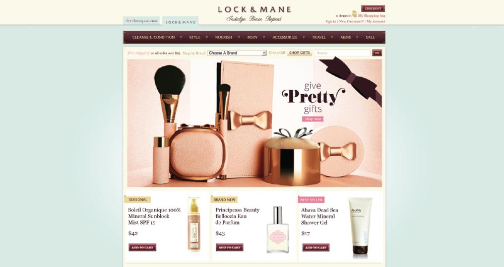 Lock and Mane