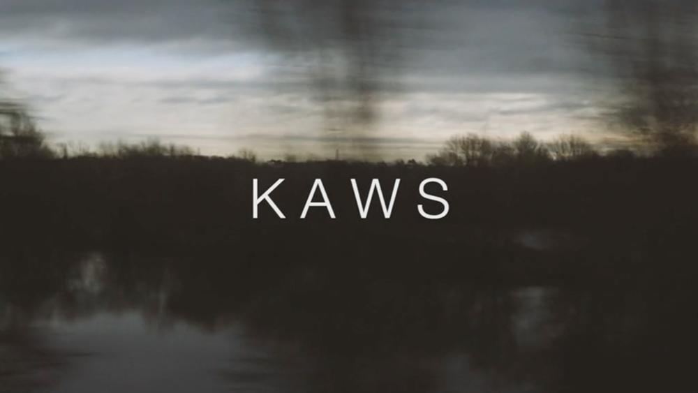 Kaws | Shooter Dir. Tommy Bolwell | CNN Style