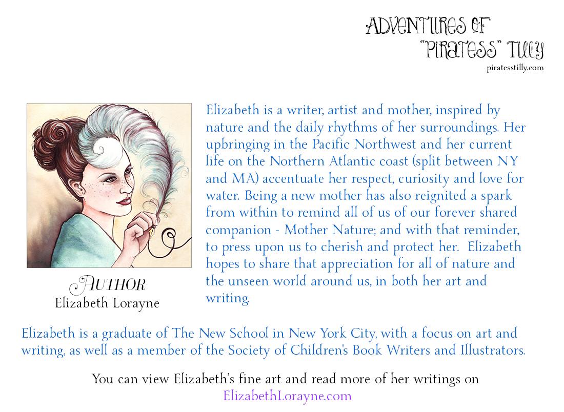 Elizabeth Lorayne bio