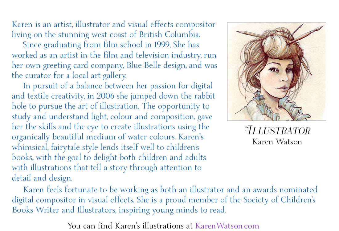 Karen Watson bio 1