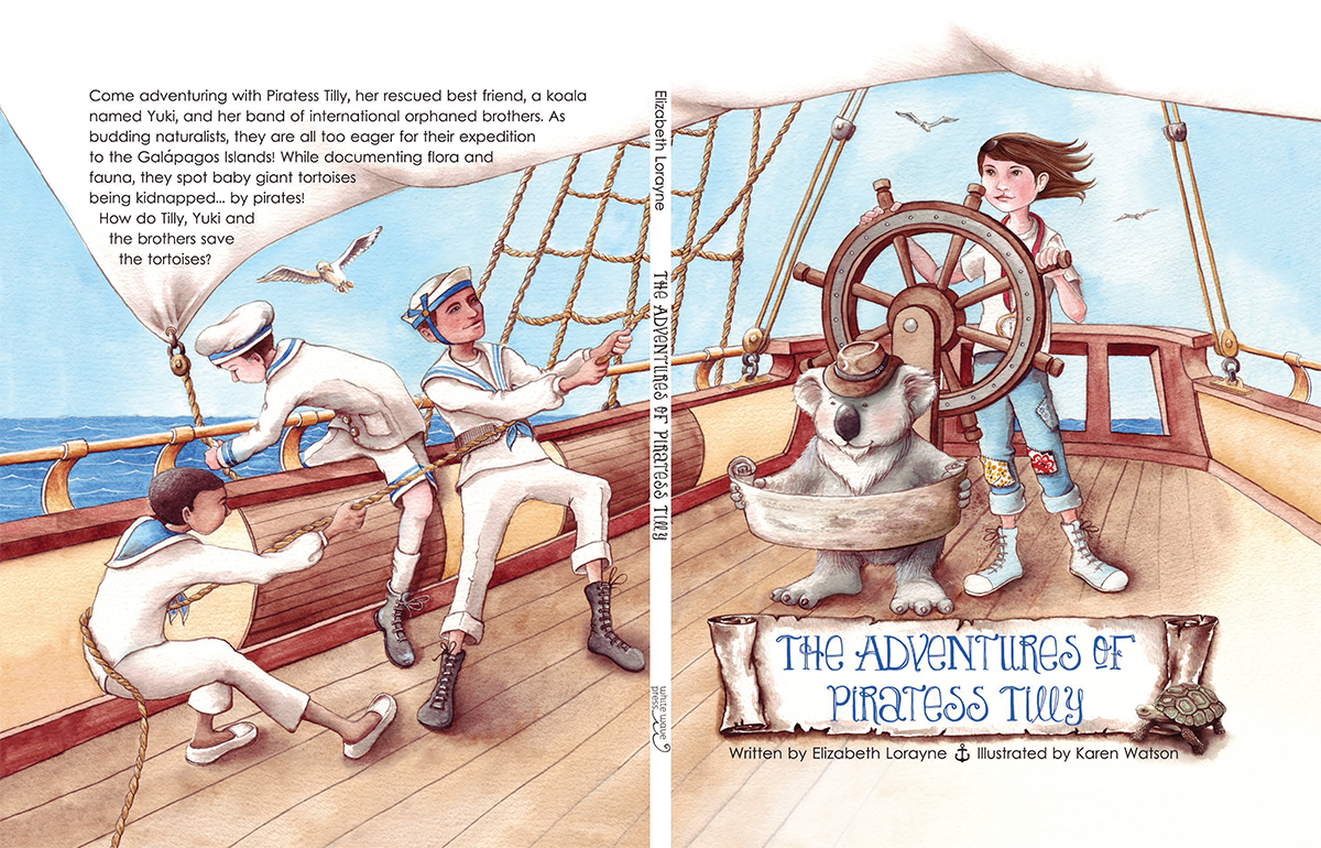 The_Adventures_Of_Piratess_Tilly_Cover