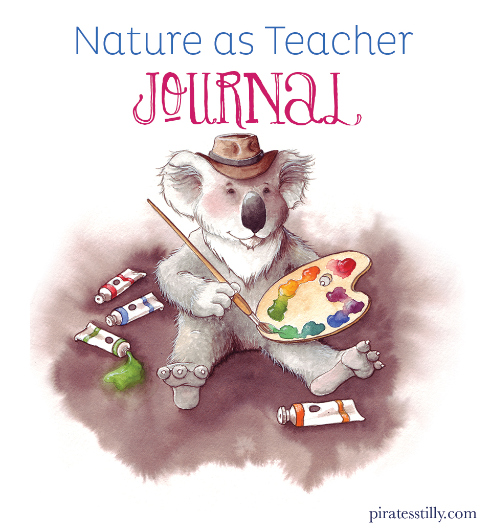 Piratess Tilly Nature as Teacher Journal