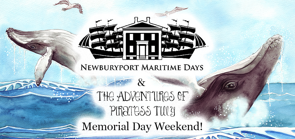 Piratess Tilly and Newburyport Maritime Days