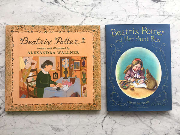 PIratess Tilly Beatrix Potter Picture books