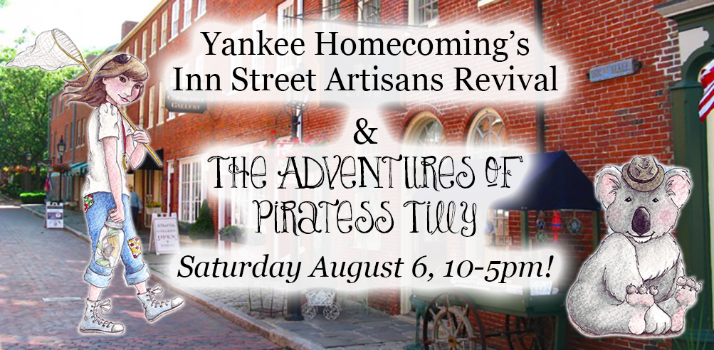 Yankee Homecoming and Piratess Tilly 2