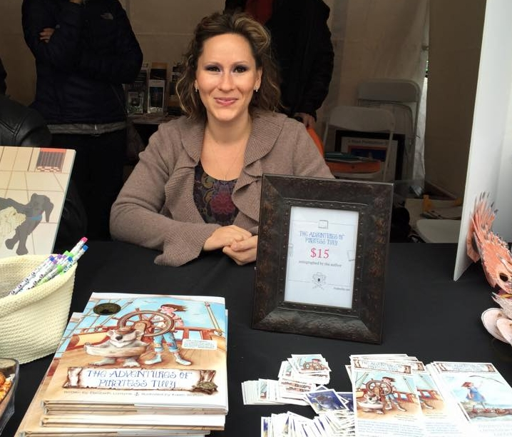 Boston Book Festival 2015 with Independent Publishers of New England