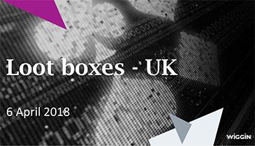 'Loot Boxes - UK'  by Paul Gardner
