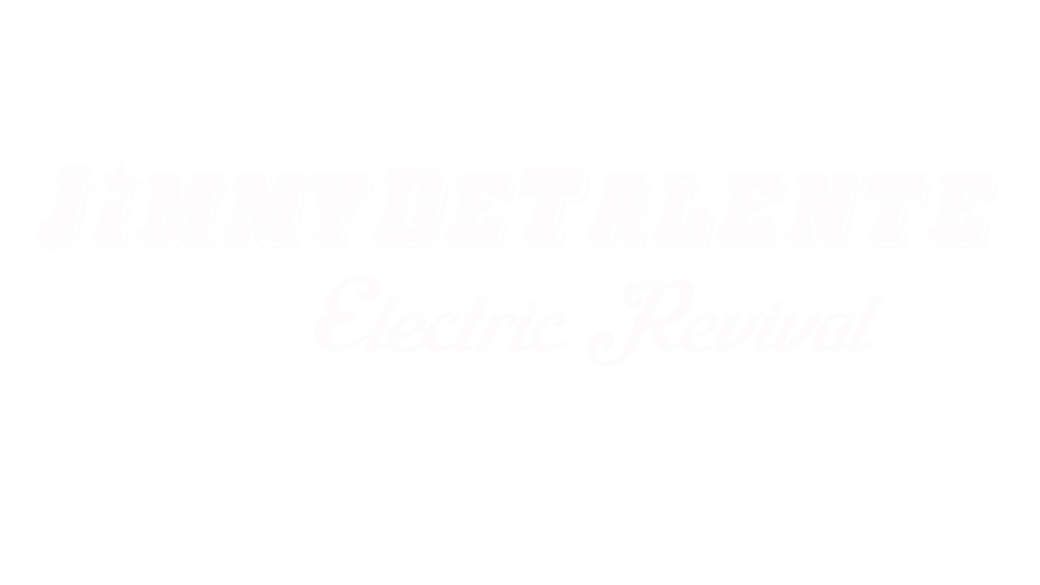 Jimmy DeTalente and the Electric Revival