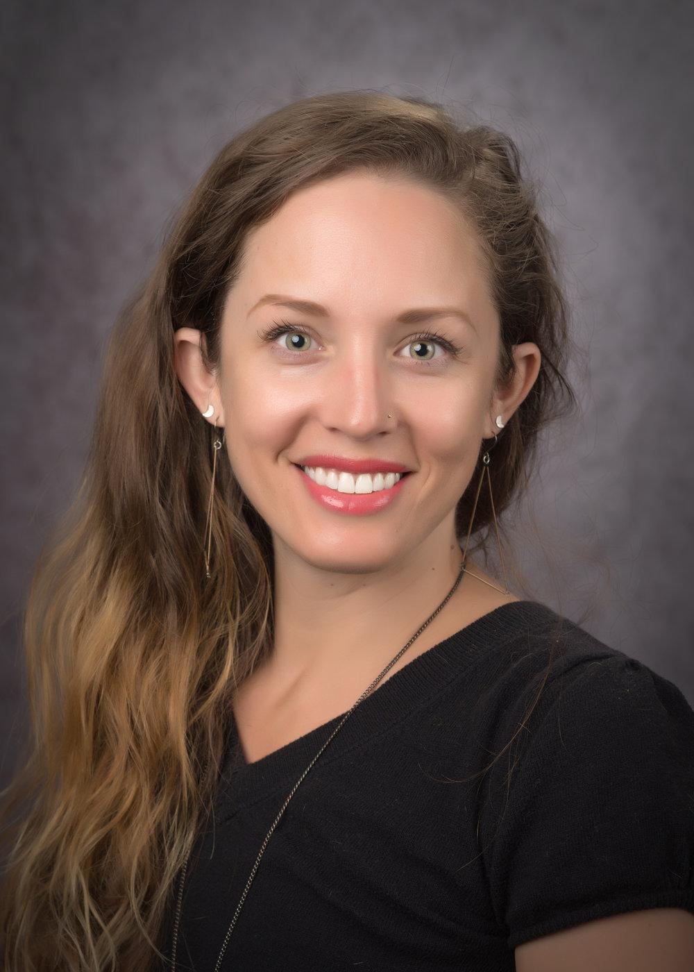 Meg Helms - Administrative Assistant