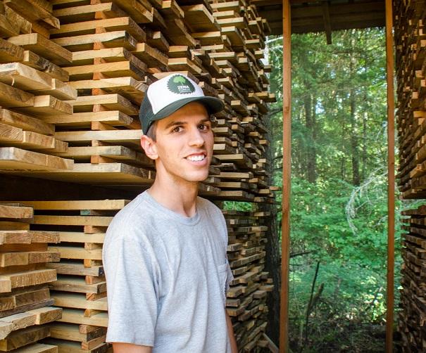 Ben Deumling  Zena Forest Products  503-871-5854  ben@zenaforest.com