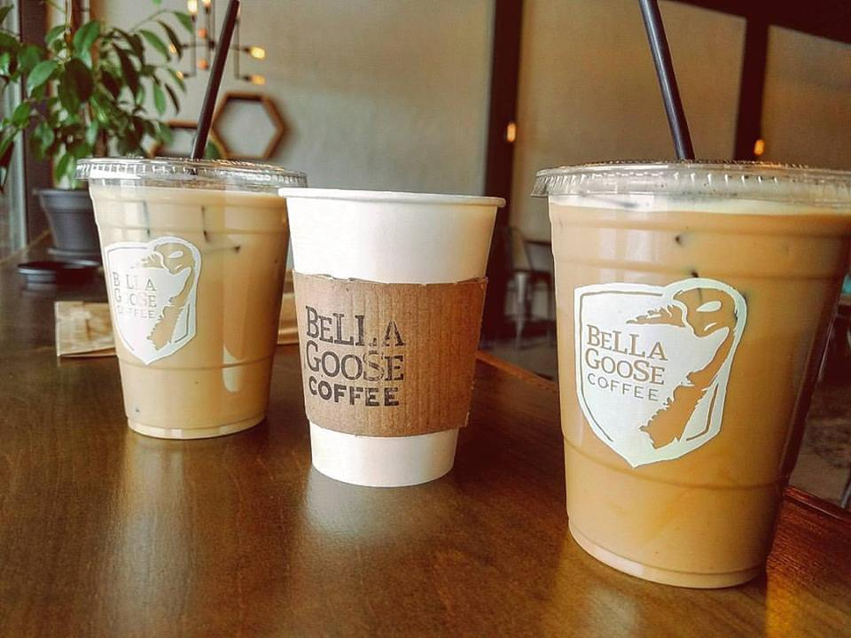 📍Bella Goose Coffee, Wisconsin Dells