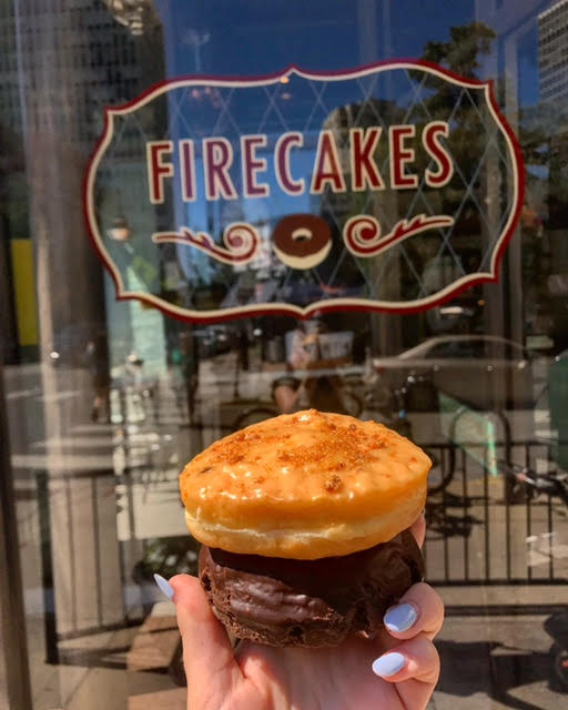 📍Firecakes, Lincoln Park, Chicago