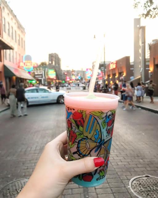 📍Wet Willie's, Beale Street, Memphis