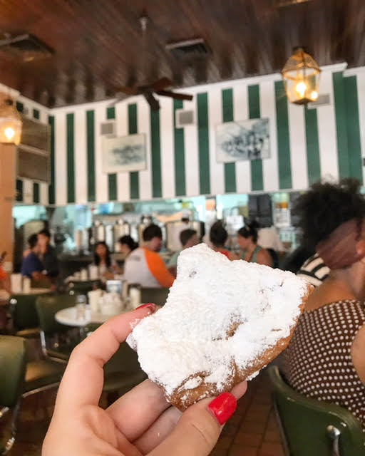 📍 CaféDu Monde, New Orleans