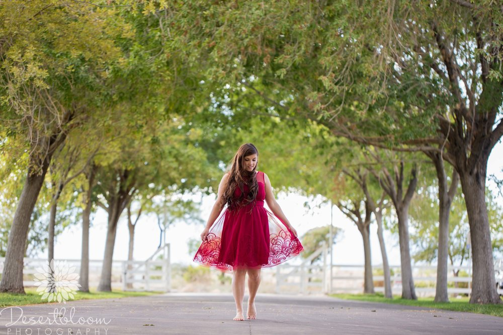 Las Vegas Senior Photography Session