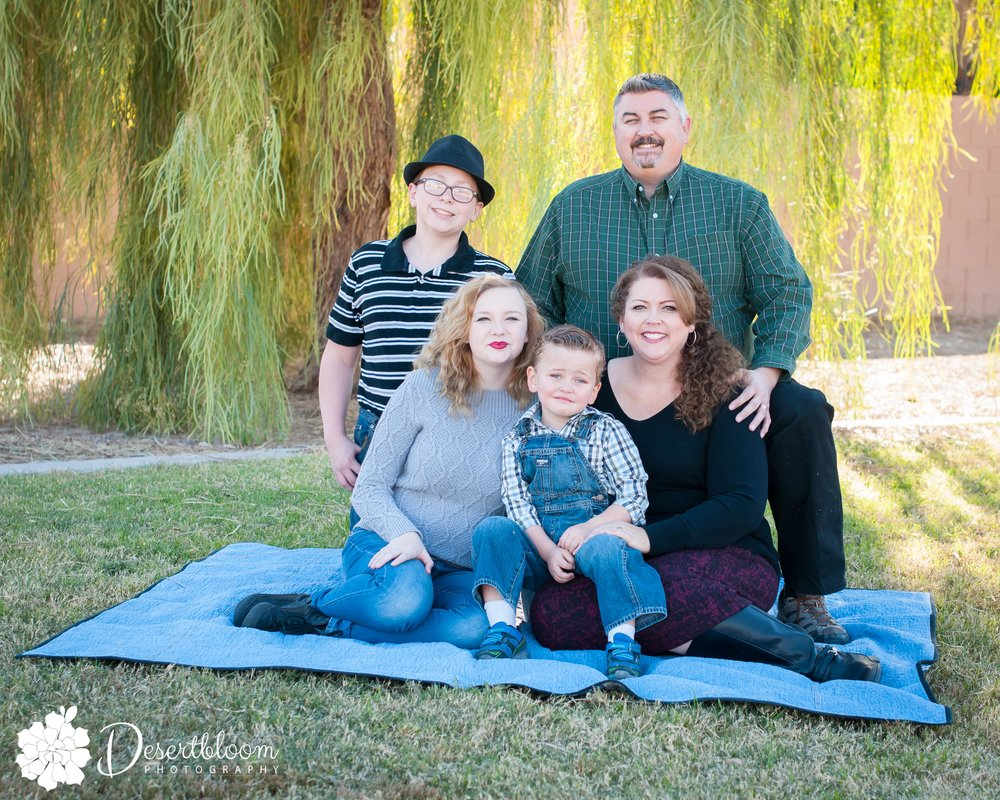 Las Vegas Family Photography Session