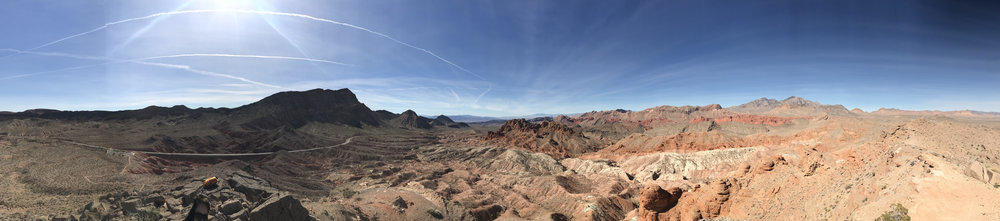Lake Mead Pano