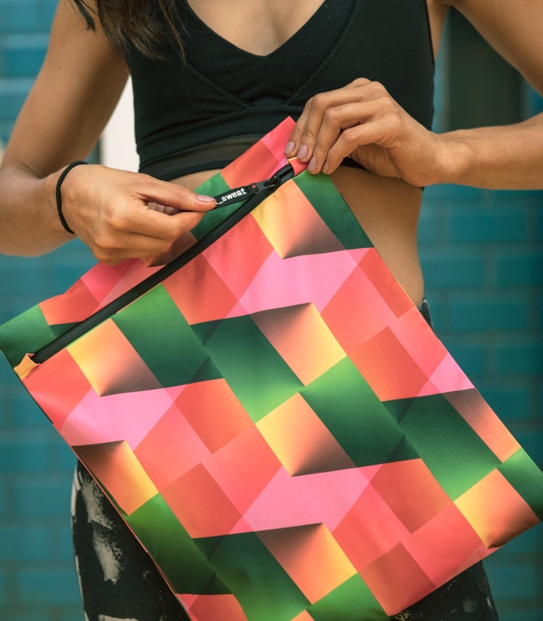 project_sweat gym bag