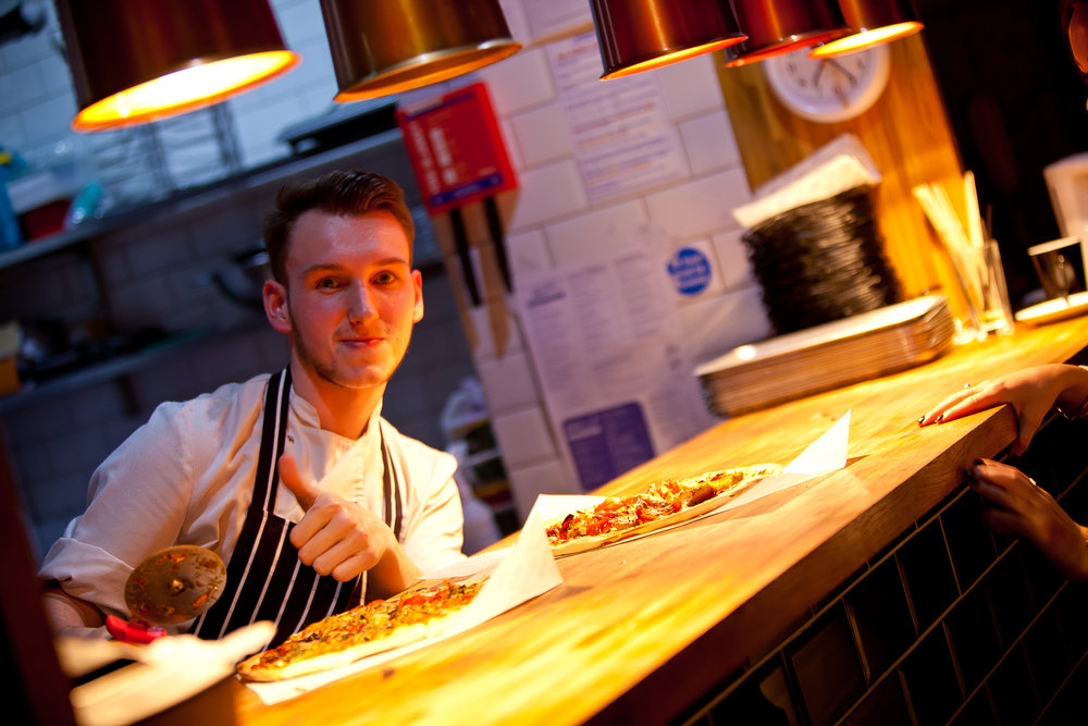 chef contract -