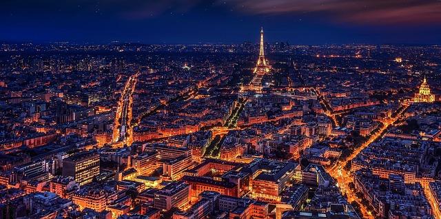 Denver to Paris  /  $383