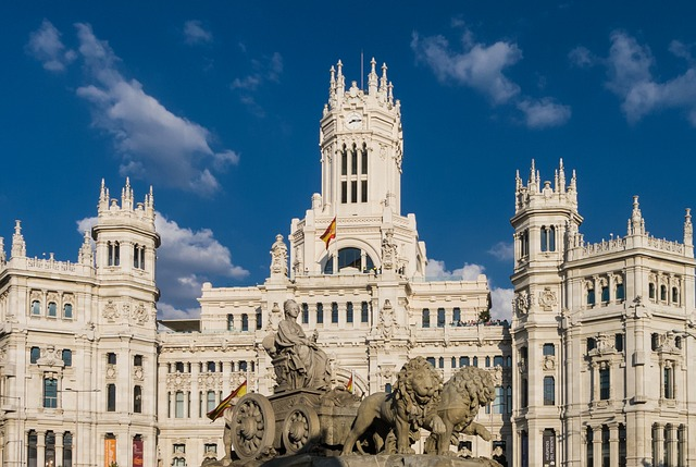 NYC to Madrid  /  $345