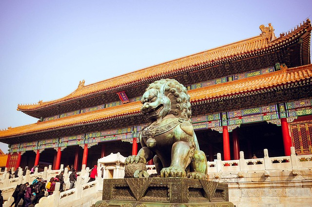 Vancouver to China / $477 CAD