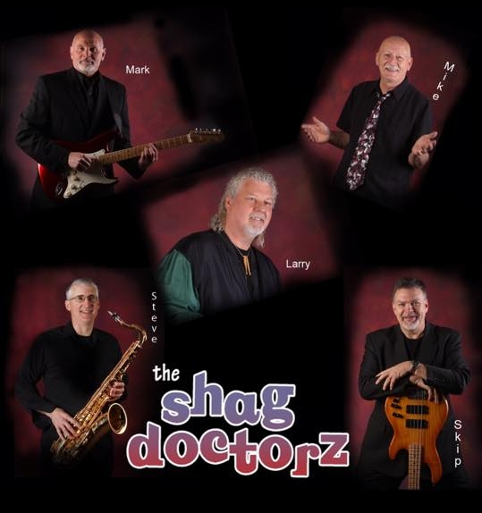 The Shag Doctorz will return to Clinton, SC on Saturday, May 19th @ 7:30.  Bringing you the best in Beach and Oldies!