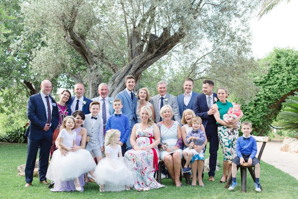 ibiza wedding day, wedding photography