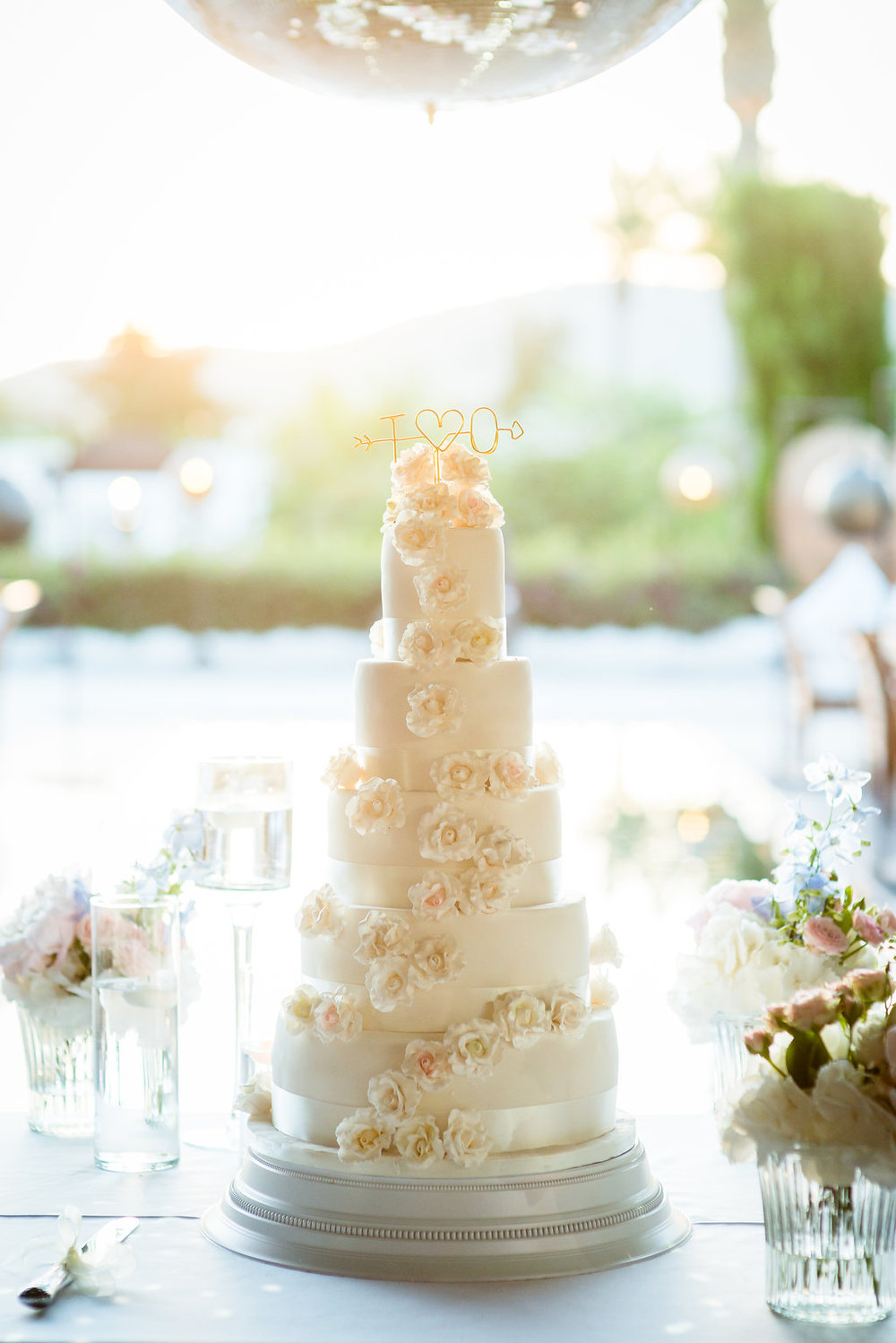 wedding cake inspiration, ibiza wedding