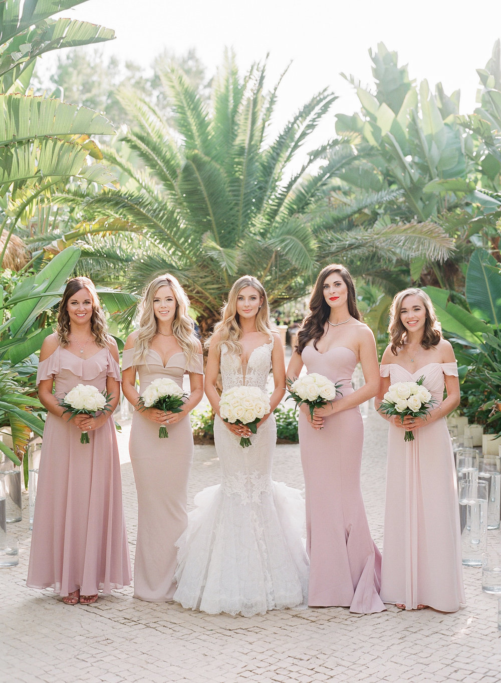 ibiza bridesmaids, wedding planner