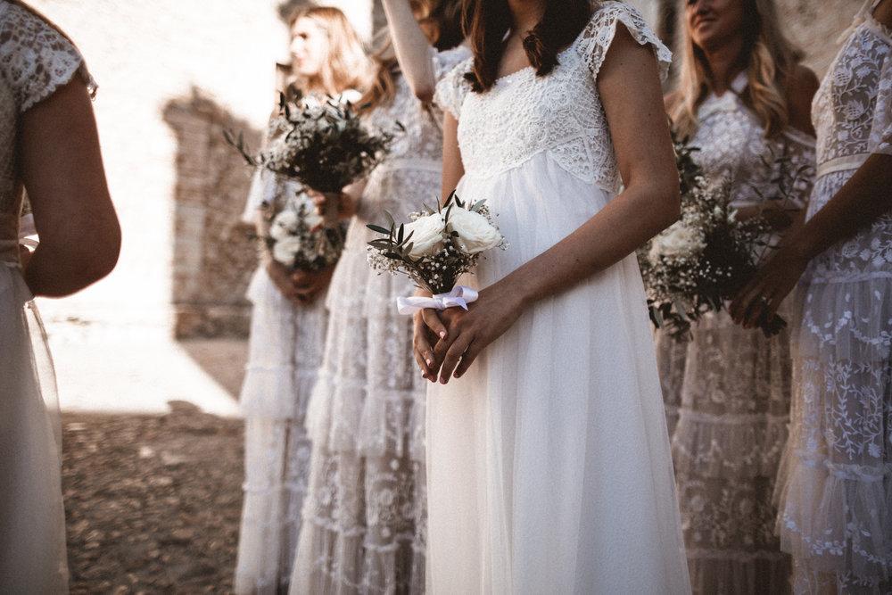 bridesmaids, ibiza wedding