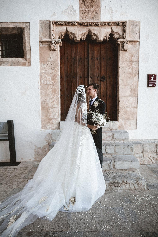 ibiza wedding planner, wedding day