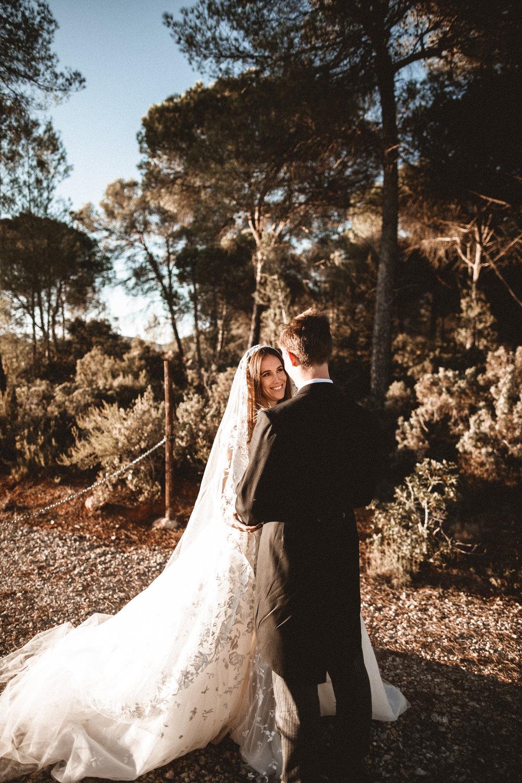 mr and mrs, wedding day, ibiza wedding