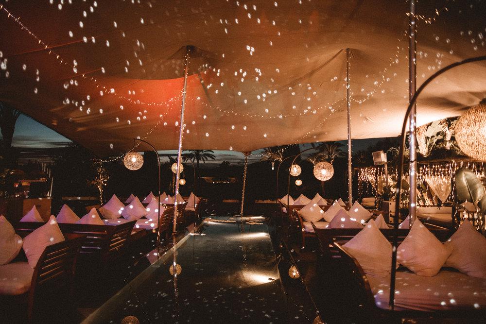 ibiza wedding party, ibiza nights, celebration
