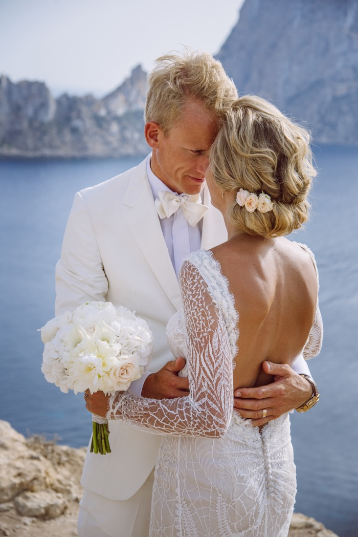 ibiza wedding day