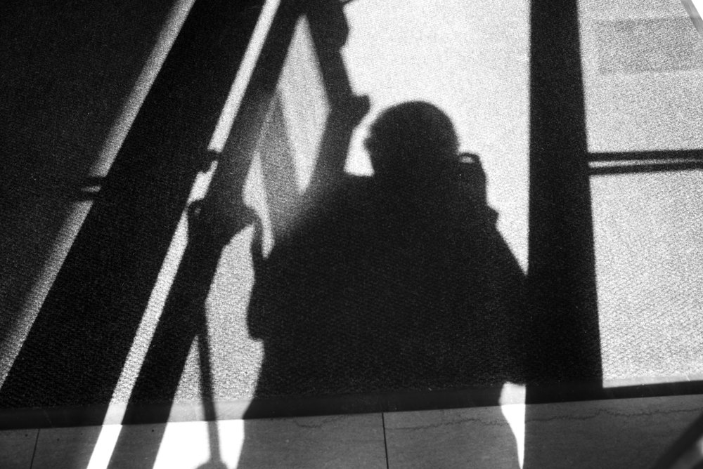 Self Shadow Reflection       Copyright ©2019 Stephen Butzlaff All Rights Reserved