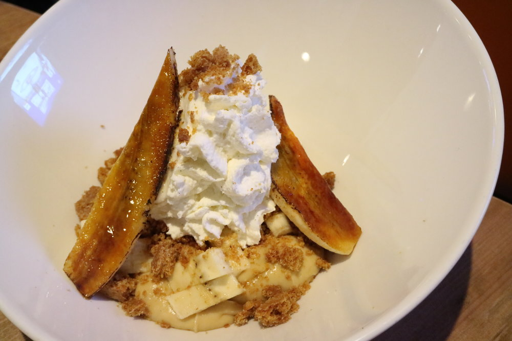 Butterscotch Banana Cream Pie